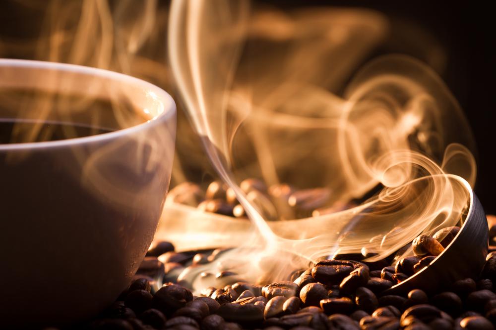 aromatischer Kaffee