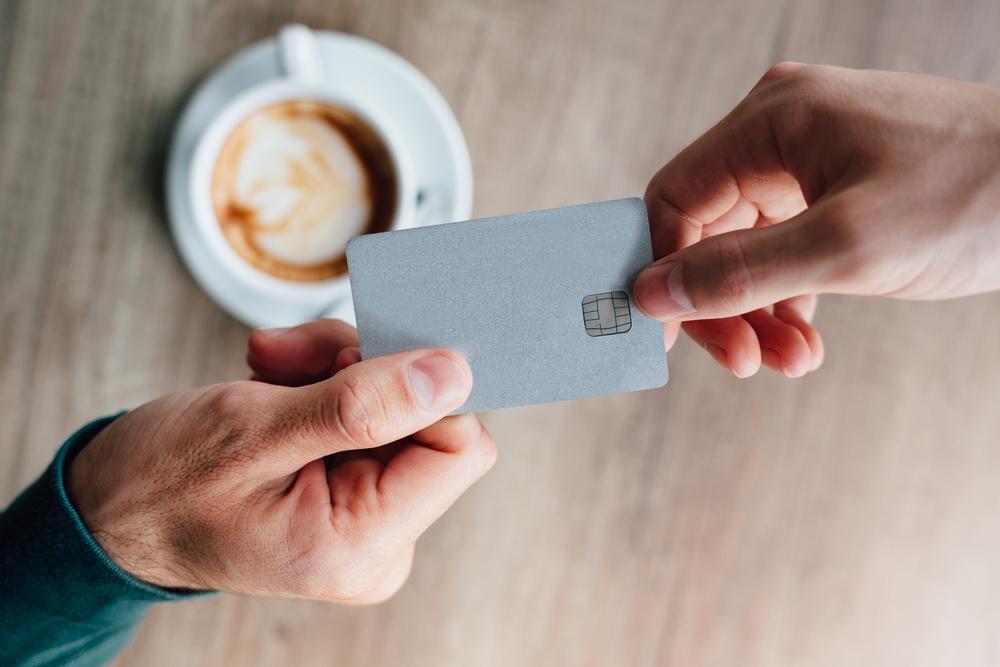 Bezahlkarte für den Kaffeeautomaten