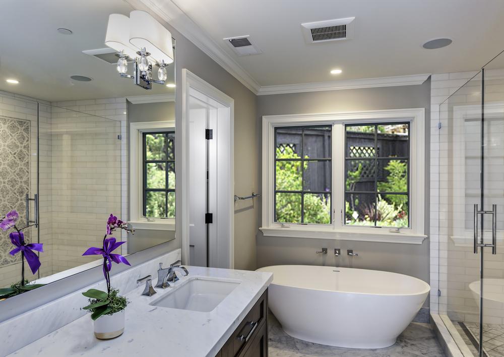 Badezimmerfenster einbruchsicher machen