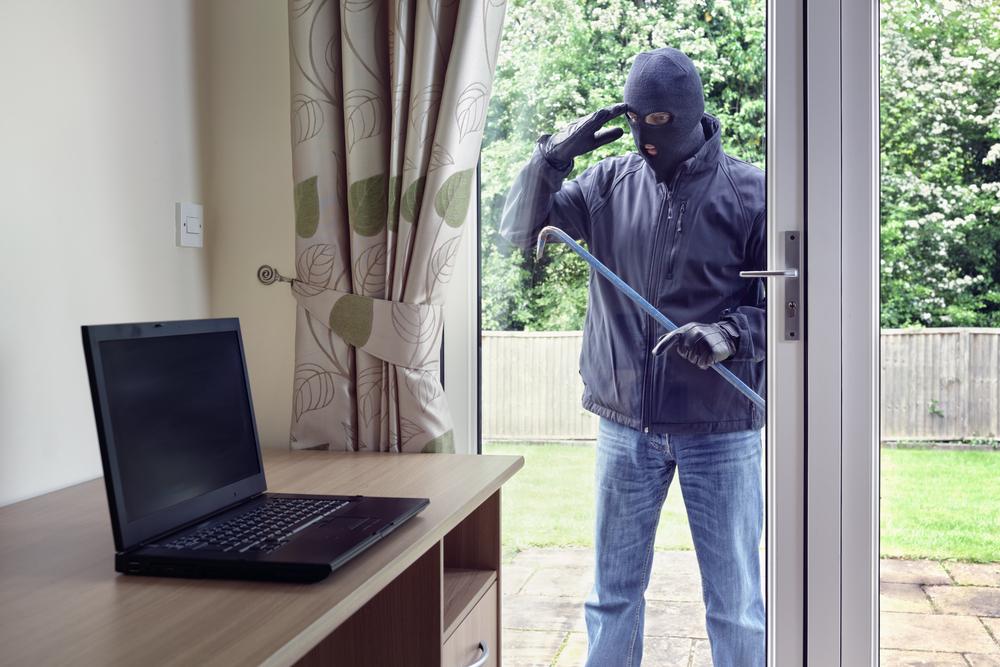 Diebesgut vor Einbrechern schützen