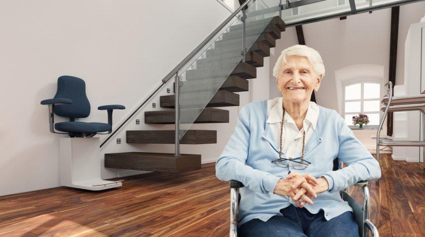Treppenlift-Anbieter : Hersteller vergleichen in Deutschland